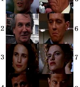 『ハドソン・ホーク』(1991年)「主な出演者」と「注目ポイント」