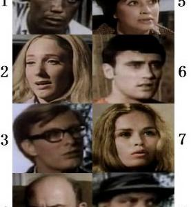 『ナイト・オブ・ザ・リビングデッド』(1968年)「主な出演者」と「注目ポイント」