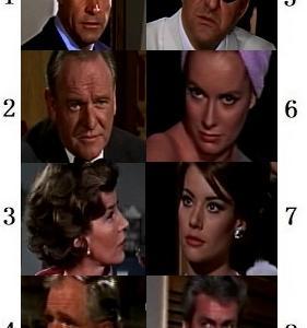 『007 サンダーボール作戦』(1965年)「主な出演者」と「注目ポイント」
