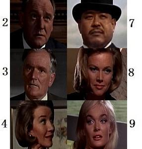『007 ゴールドフィンガー』(1964年)「主な出演者」と「注目ポイント」