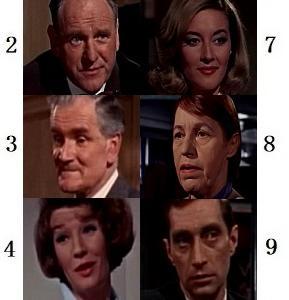 『007 ロシアより愛をこめて』(1963年)「主な出演者」と「注目ポイント」