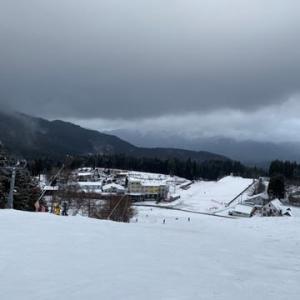 結局スキーは楽しいです♪♪