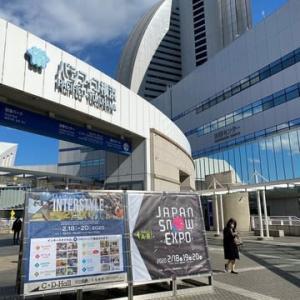 「JAPAN SNOW EXPO 2020」&「INTERSTYLE2020」に行ってきました!