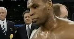 """マイク・タイソン(""""Iron"""" Mike Tyson)"""