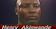 ヘンリー・アキンワンデ(Henry Akinwande)