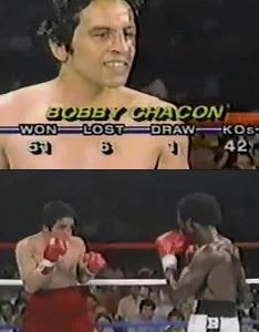 ボビー・チャコン(Bobby Chacon)③