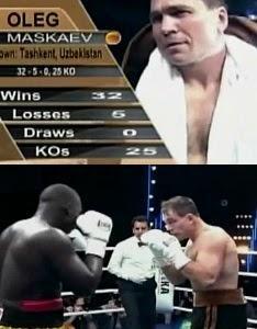 オレグ・マスカエフ(Oleg Maskaev)