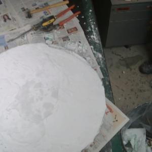 大きめのGEの看板を作る #04 General Electric
