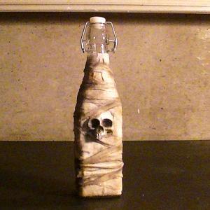 ドクロ瓶を作る #05【01】