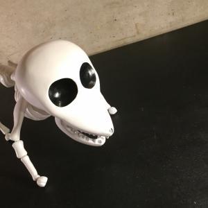コープス・ブライド / スクラップス を作る【17】背骨・肋骨 合体