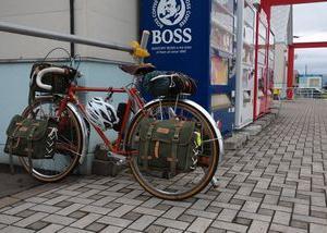 自転車ブログはじめます