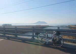 サラキ岬に行って、帰りに寝台特急北斗星をみてきた。