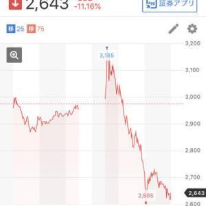 株式投資ブログ2月15日