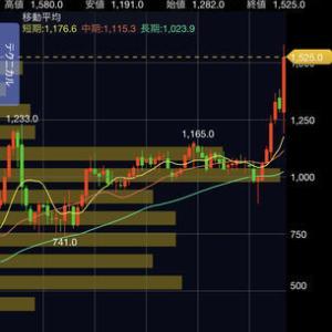 株式投資ブログ9月24日
