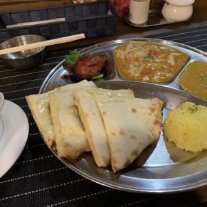 【ネパールキッチンヒマール】ネパールカレー【旭川】