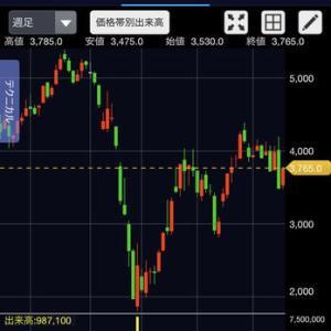 株式投資ブログ11月18日