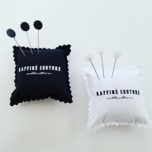 DAISOのモノトーンなお裁縫道具と楽しい使い方^^