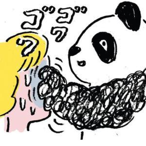 パンダの残念な生態について🐼