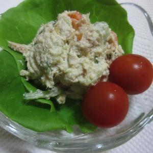 おからをおいしく食べる方法〈おからのサラダ〉