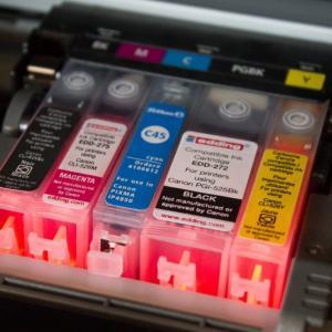 【印刷】プリンターのインクの残量を確認する方法