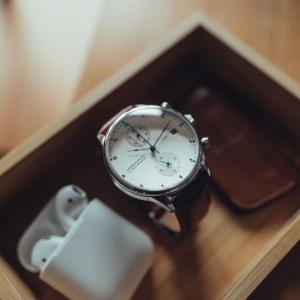 【ギフト】北欧デンマークから届く小粋な時計