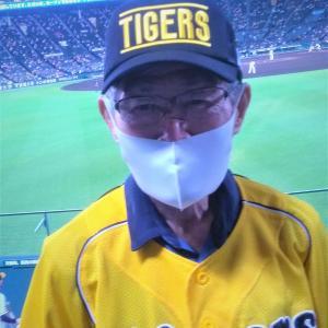 ≪阪神タイガース勝利≫ 杉井さんの速報が届きました。