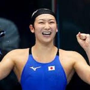 ≪池江璃花子が、2年足らずで白血病から復帰して競泳に参戦≫ 東海林さんからのお便りです。