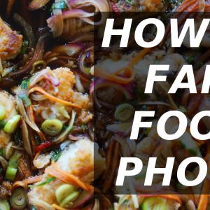 食べ物写真のだめなとり方