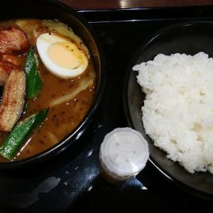 ココ壱番屋の季節限定「ローストチキンスープカレー」