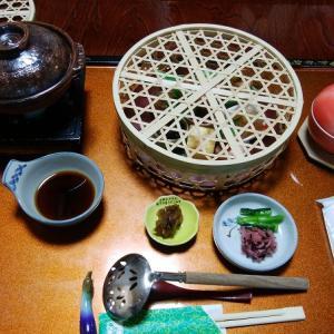 下呂温泉 なごみの宿「木曽屋」さんの朝食も美味かった