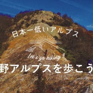 小野アルプスの紅山に登るつもりが・・・・・道を間違え右往左往