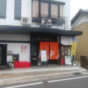 江南商工会議所の隣、天錦で「天ぷらランチ」
