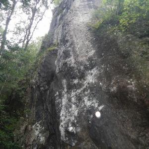乳岩峡の散策 その二 通天洞~通天門~鍾乳洞へ