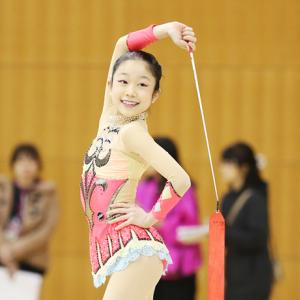 竹中七海(新体操)の学歴や身長体重は?かわいい画像もチェック!