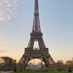 ロンドン&パリ8日間【はじめに】