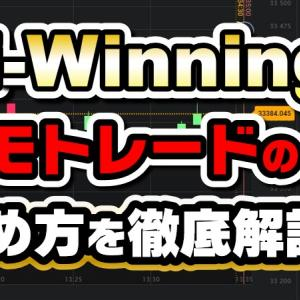 【Bi-Winning】Bi-Winningのデモトレードの始め方をわかりやすく解説