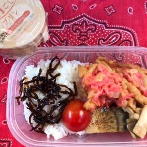 ジミ弁のお昼