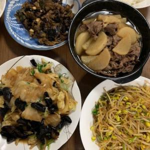 ダンナの中華料理+簡単な中華料理