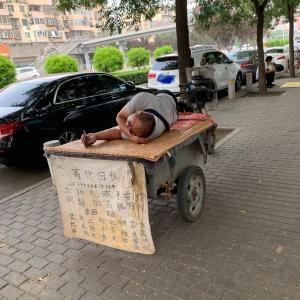 方荘市場へ豆腐を買いに+方荘購物中心+方荘時代Life購物中心