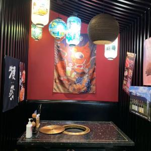 牛侍焼肉+同仁堂のカフェ+日本のようなパン屋小面包+うちでの晩御飯