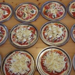 ピザ定番レシピの紹介