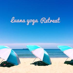 【砂浴 福岡】自然療法「砂浴」で脱ステ!アトピー改善✨ Luana yoga砂浴リトリート
