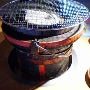 焼き肉屋さかいでカルビ