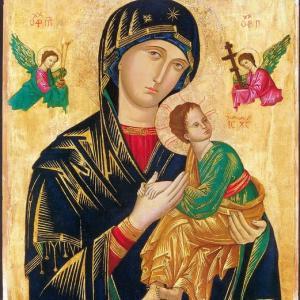 絶えざる御助けの聖母 イコン
