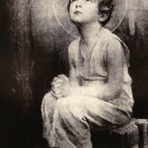 聖シャルル・ド・フーコーが見た幼きイエズス様