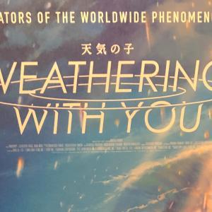 『天気の子(Weathering With You) 』米国発レビュー
