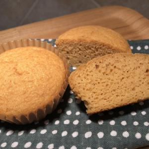 【低糖質/Low Carb】きなこのマフィン Soybean Muffins