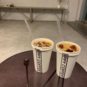 韓国カフェNIPPY COFFEE