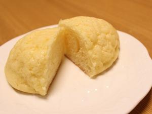 フォションのパンで朝食