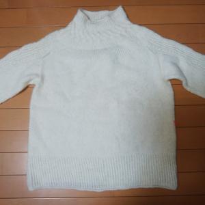 Bright Sweater お直し(続き)!